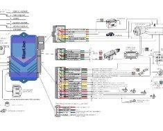 Схема подключения для модели А91