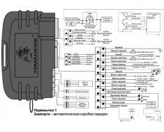Схема сигналки 9010
