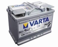 АКБ Varta E39 Ultra