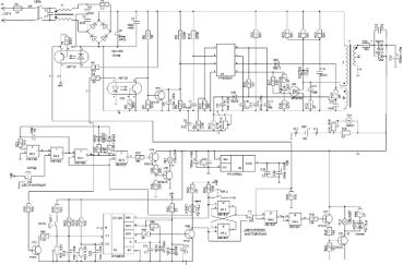 Более сложная схема для импульсного ЗУ