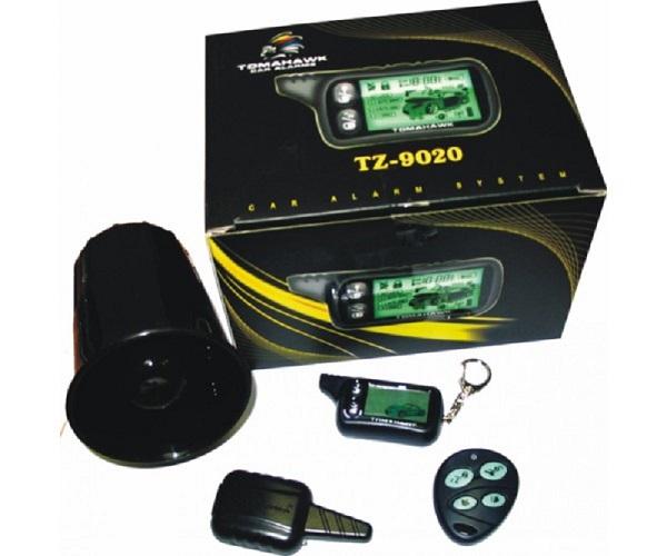 Охранная система TZ-9020