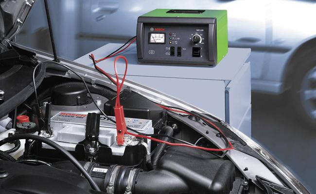 Зарядка батареи с помощью ПЗУ