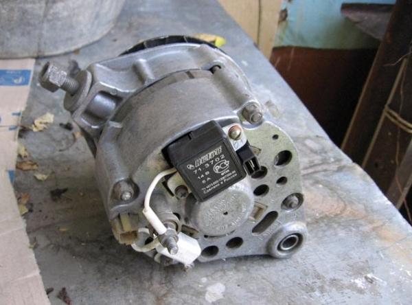 generator semerki - Схема генератора ваз 21074 инжектор